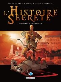 Jean-Pierre Pécau et Igor Kordey - L'Histoire Secrète L'intégrale tomes 1  : .