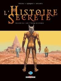 Jean-Pierre Pécau et Igor Kordey - L'Histoire Secrète Tome 36 : Les 7 tours du diable.