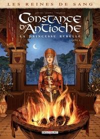 Jean-Pierre Pécau et Gabrièle Parma - Les reines de sang  : Constance d'Antioche, la princesse rebelle - Volume 2.