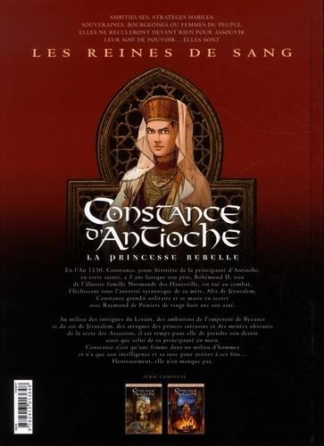 Les reines de sang  Constance d'Antioche, la princesse rebelle. Volume 2
