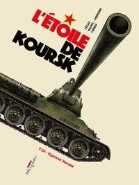 Jean-Pierre Pécau et Senad Mavric - Machines de guerre  : L'Etoile de Koursk - T-34 - Kypckar 3be3aa.