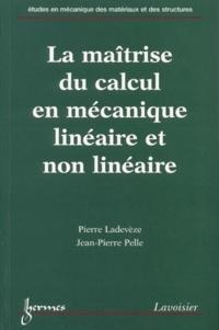 Jean-Pierre Pelle et Pierre Ladevèze - .