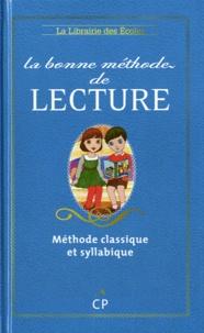 La bonne méthode de lecture - Méthode Cuissart.pdf