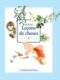 Jean-Pierre Picandet - Petites leçons de choses.