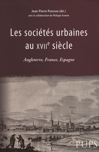 Openwetlab.it Les sociétés urbaines au XVIIe siècle - Angleterre, France, Espagne Image