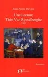 Jean-Pierre Prévost - Une Lecture - Théo Van Rysselberghe 1903.