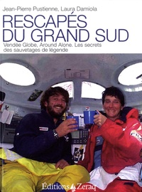 Deedr.fr Rescapés du Grand Sud - Vendée Globe, Around Alone : les secrets des sauvetages de légende Image