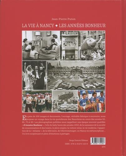 La vie à Nancy. Les années bonheur (1950-1980)