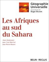 Jean-Pierre Raison et Alain Dubresson - .