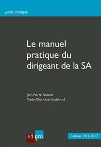 Deedr.fr Le manuel pratique du dirigeant de la SA Image