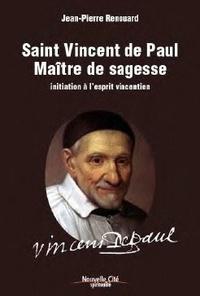 Deedr.fr Saint Vincent de Paul maître de sagesse - Initiation à l'esprit vincentien Image