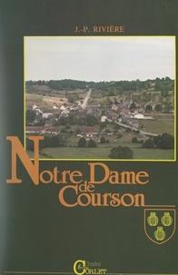 Jean-Pierre Rivière et Jacques Descours-Desacres - Notre-Dame-de-Courson.