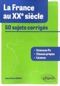 Blackclover.fr La France au XXe siècle - 50 sujets corrigés tous concours Image