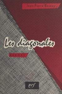 Jean-Pierre Rosnay - Les diagonales.