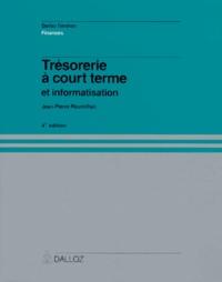 TRESORERIE A COURT TERME ET INFORMATISATION. 4ème édition 1992.pdf