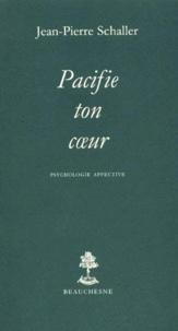 Jean-Pierre Schaller - .