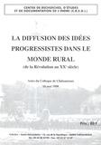 Jean-Pierre Surrault - La diffusion des idées progressistes dans le monde rural - De la Révolution au XXe siècle.
