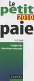 Jean-Pierre Taïeb - Le petit paie 2010 - Intègre les dernières mesures.