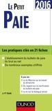 Jean-Pierre Taïeb - Le petit paie - Les pratiques clés en 21 fiches.