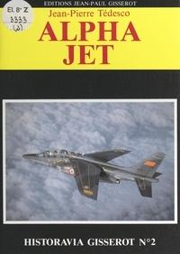 Jean-Pierre Tédesco - Alpha Jet.