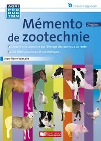 Jean-Pierre Vaissaire - Mémento de zootechnie.