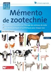 Jean pierre Vaissaire - Mémento de zootechnie.