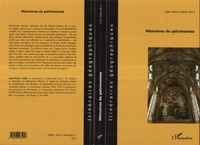 Jean-Pierre Vallat - Mémoires de patrimoines.