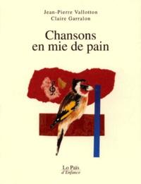 Jean-Pierre Vallotton et Claire Garralon - .