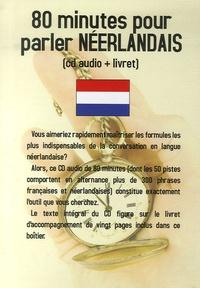 Jean-Pierre Vasseur - 80 minutes pour parler néerlandais. 1 CD audio