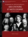 Jean-Pierre Vasseur - Progressez en anglais grâce à 600 citations et mots d'esprit en version bilingue.