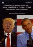 Jean-Pierre Vasseur - Progressez en anglais grâce à Barack Obama et Donald Trump.