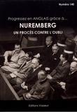 Jean-Pierre Vasseur - Progressez en anglais grâce à Nuremberg - Un procès contre l'oubli.