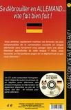 Jean-Pierre Vasseur - Se débrouiller en Allemand... vite fait bien fait !. 1 CD audio