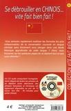 Jean-Pierre Vasseur - Se débrouiller en Chinois... vite fait bien fait !. 1 CD audio