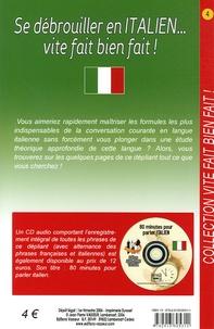 Jean-Pierre Vasseur - Se débrouiller en Italien... vite fait bien fait !.