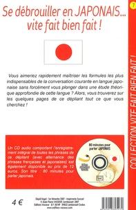 Jean-Pierre Vasseur - Se débrouiller en japonais... vite fait bien fait !.