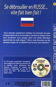 Jean-Pierre Vasseur - Se débrouiller en russe... vite fait bien fait !.