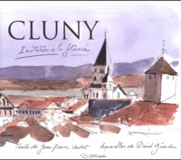 Jean-Pierre Verdet et David Giraudon - Cluny - Invitation à la flânerie.