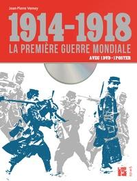 Jean-Pierre Verney - 1914-1918, la première Guerre mondiale - Avec une affiche. 1 DVD
