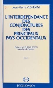 Jean-Pierre Vesperini - L'interdépendance des conjonctures des principaux pays occidentaux (1) : 1958-1968.
