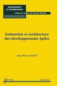 Jean-Pierre Vickoff - Estimation et architecture des développements.