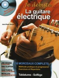 Jean-Pierre Vimont - La guitare électrique.