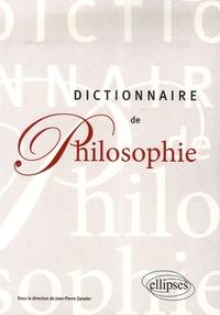 Histoiresdenlire.be Dictionnaire de Philosophie Image