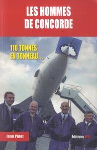 Alixetmika.fr Les hommes de Concorde - Ils ont piloté la légende Image