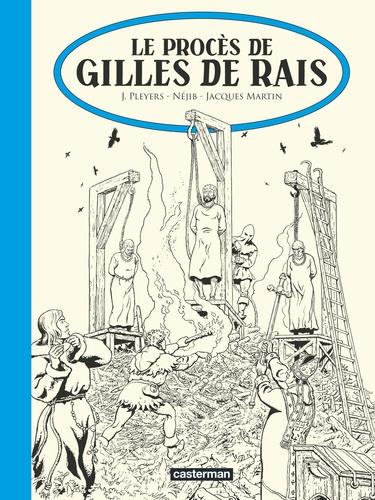 Jean Players et  Néjib - Le procès de Gilles de Rais.