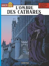 Jean Pleyers et Jacques Martin - Les aventures de Jhen Tome 13 : L'ombre des cathares.