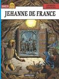 Jean Pleyers et Jacques Martin - Les aventures de Jhen Tome 2 : Jehanne de France.