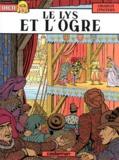 Jean Pleyers et Jacques Martin - Les aventures de Jhen Tome 6 : Le lys et l'ogre.