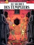 Jean Pleyers et Jacques Martin - Les aventures de Jhen Tome 8 : Le secret des Templiers.