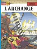 Jean Pleyers et Jacques Martin - Les aventures de Jhen Tome 9 : L'Archange.